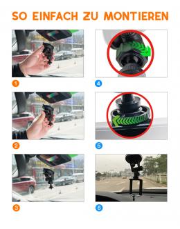 P-GEAR Universal Handy-Halterung