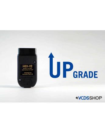 Upgrade HEX-V2 3 FIN