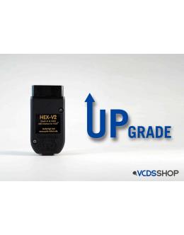 Upgrade ihres HEX-V2 10 FIN zu Unlimitiert