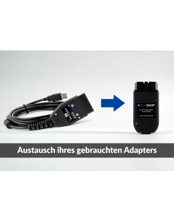HEX-V2 Upgrade Ihres AI oder HEX Adapters