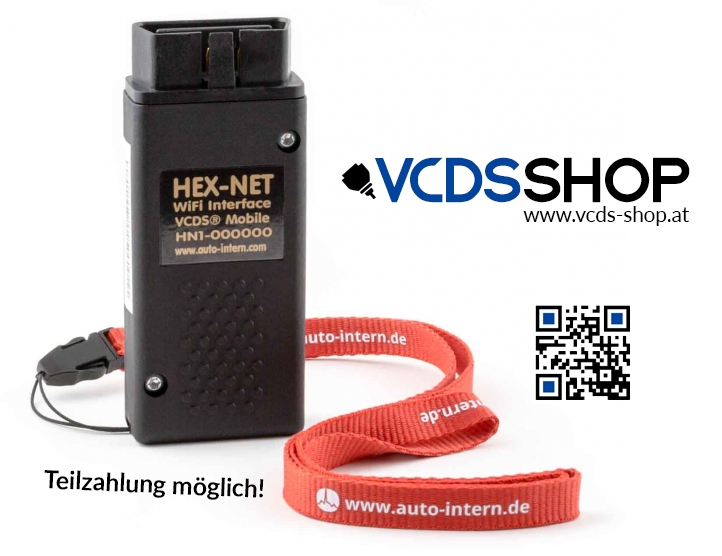 Original Ross-Tech VCDS HEX-NET